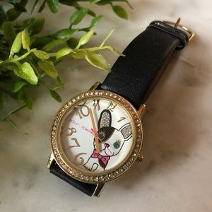 Betsey Johnson Frenchi Watch